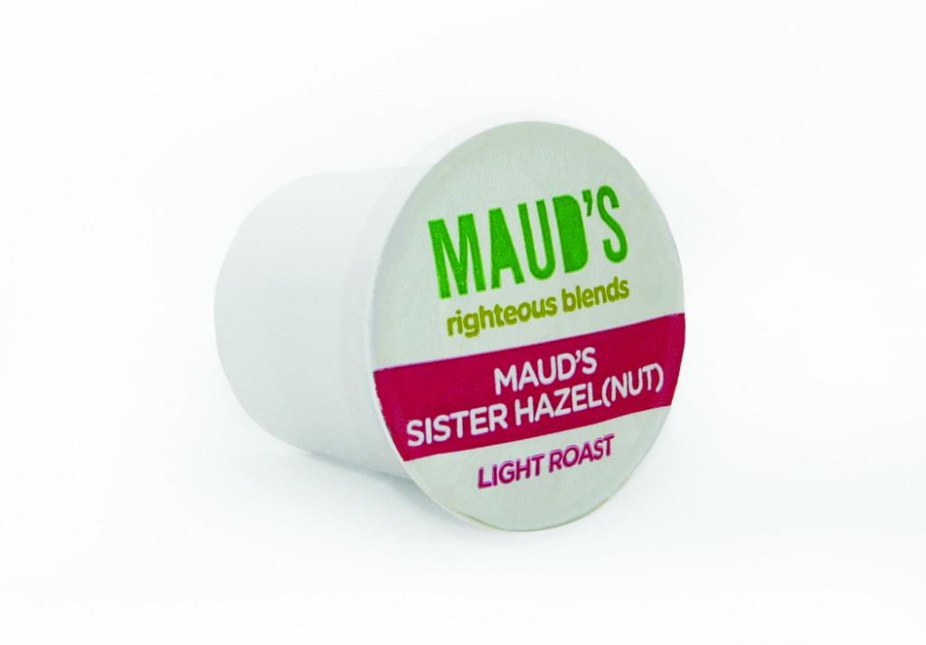 "Maud's Righteous Blends Coffee ""Sister Hazel(nut)"""