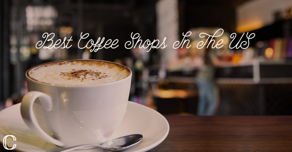 Top 5 Coffee Shops