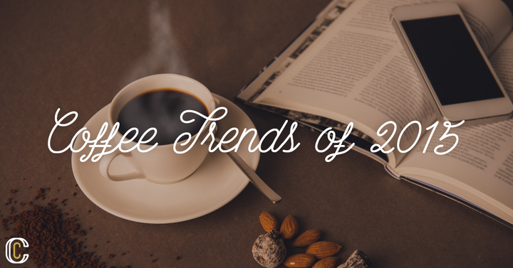 2015 Coffee Trends